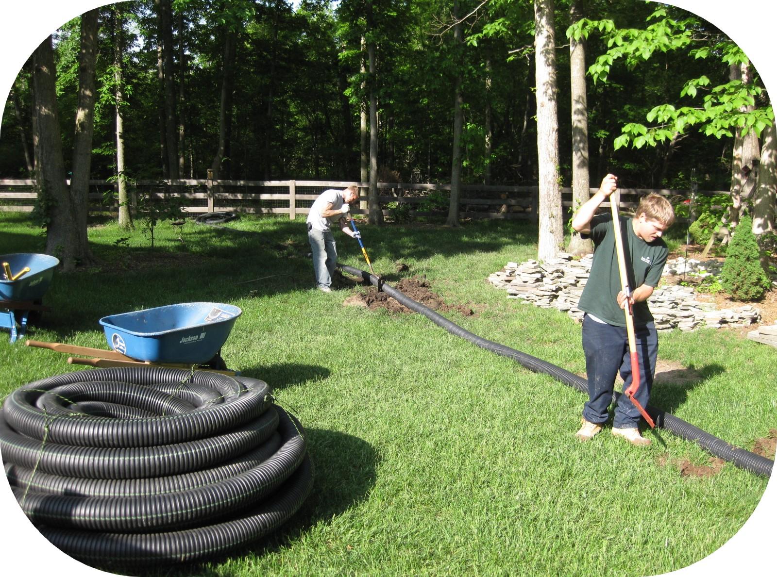 Tree Service Fairfax Drainage Installation Manassas Va