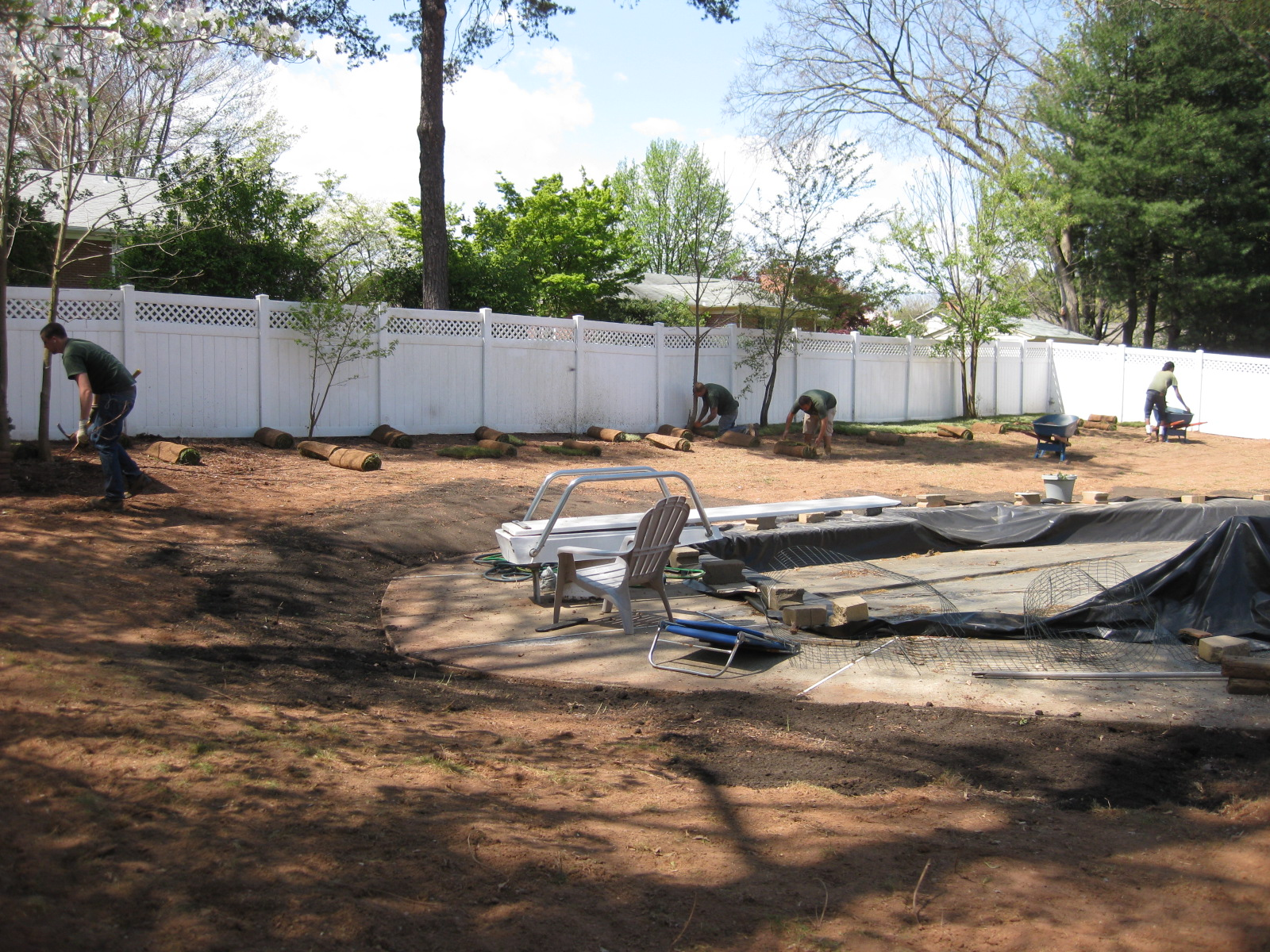 Sod Installation Four Brothers Tree Amp Landscaping